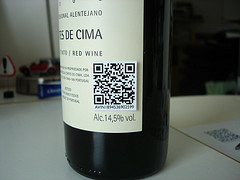 """QR Codes + AVIN (version 2)"" by user adegga on Flickr"